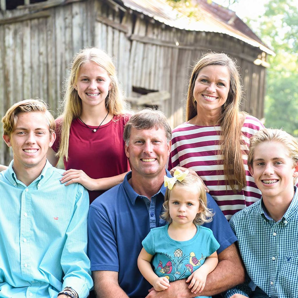 Waldrep Family
